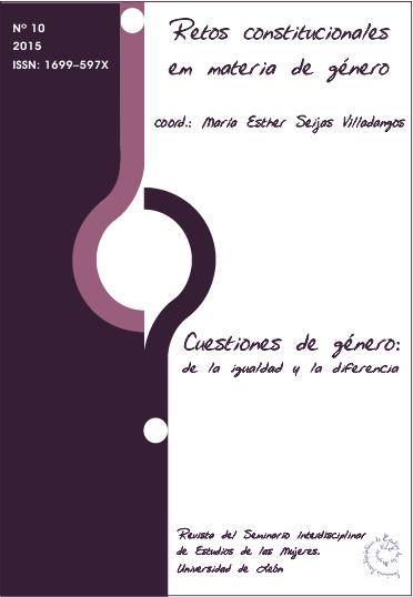 La violencia en las historias de vida de las mujeres institucionalizadas en centros de protección de la comunidad valenciana